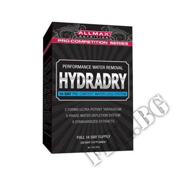 Действие на Hydradry  мнения.Най-ниска цена от Fhl.bg-хранителни добавки София