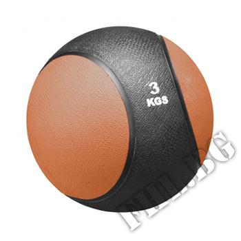 Действие на Медицинска топка кожена 3 кг мнения.Най-ниска цена от Fhl.bg-хранителни добавки София