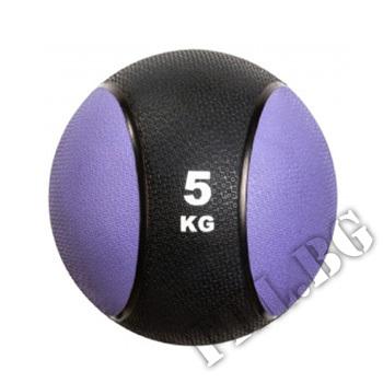 Действие на Медицинска топка кожена 5 кг мнения.Най-ниска цена от Fhl.bg-хранителни добавки София