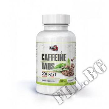 Съдържание » Цена » Прием »  PN CAFFEINE TABS