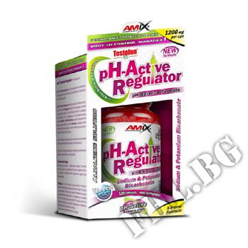 Действие на pH Active Regulator мнения.Най-ниска цена от Fhl.bg-хранителни добавки София