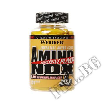 Съдържание » Цена » Прием » Amino Nox Caps
