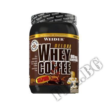 Съдържание » Цена » Прием » Whey Coffee - 908g