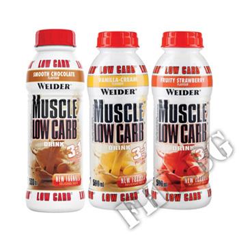 Действие на Muscle Low Carb Protein Drink мнения.Най-ниска цена от Fhl.bg-хранителни добавки София