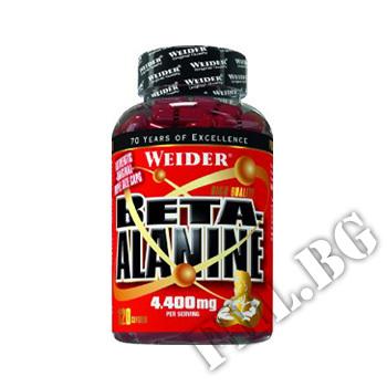 Съдържание » Цена » Прием » Beta Alanine 120 capsule