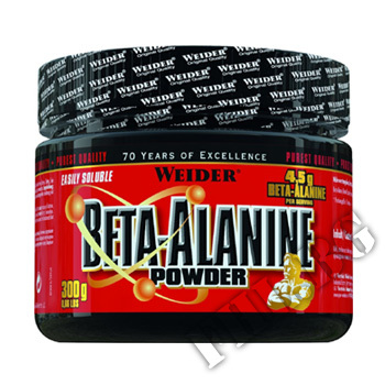 Действие на Beta Alanine Powder 300 gr мнения.Най-ниска цена от Fhl.bg-хранителни добавки София