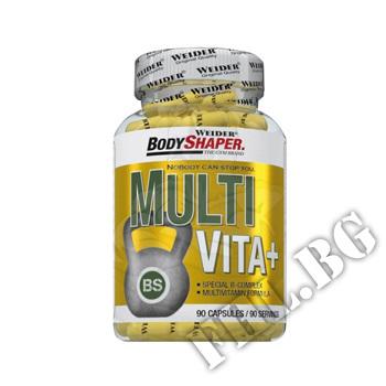 Действие на Multi Vita + B complex мнения.Най-ниска цена от Fhl.bg-хранителни добавки София