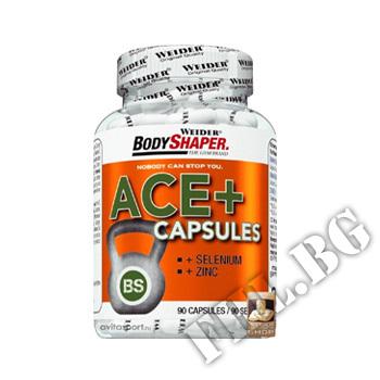 Съдържание » Цена » Прием » ACE + Capsules