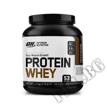 Действие на ON Protein Whey 3.750 lbs мнения.Най-ниска цена от Fhl.bg-хранителни добавки София