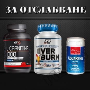 Съдържание » Цена » Прием » Ever Burn+AquaRenn+L-carnitine