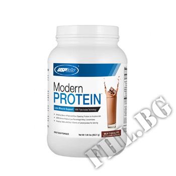 Съдържание » Цена » Прием » Modern Protein 862 gr