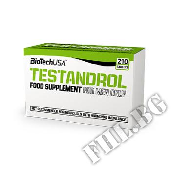 Действие на Testandrol 210 Tabs. мнения.Най-ниска цена от Fhl.bg-хранителни добавки София
