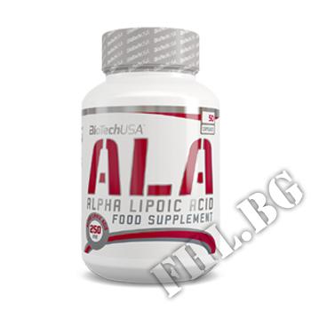 Действие на Alpha lipoic acid 50 caps мнения.Най-ниска цена от Fhl.bg-хранителни добавки София