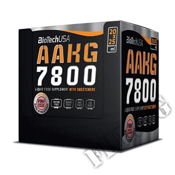 Съдържание » Цена » Прием » AAKG 7800