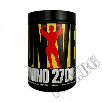 Съдържание » Цена » Прием »  Amino 2700 120 таблетки