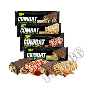 Съдържание » Цена » Прием »  Combat Crunch Bars