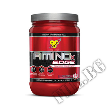 Действие на AminoX Edge  мнения.Най-ниска цена от Fhl.bg-хранителни добавки София