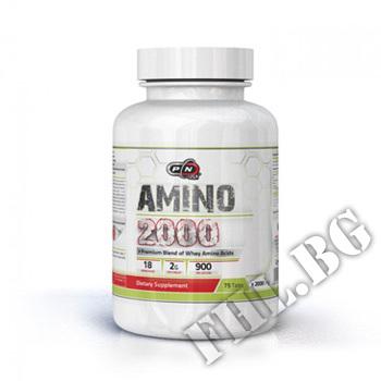 Съдържание » Цена » Прием » Amino 2000 75tab
