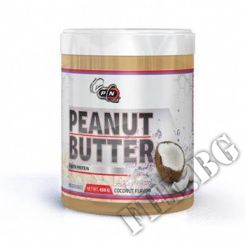 Съдържание » Цена » Прием » Peanut Butter with Whey Protein