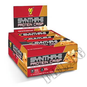 Действие на Syntha-6 Protein Crisp box мнения.Най-ниска цена от Fhl.bg-хранителни добавки София