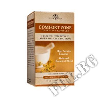 Действие на Comfort Zone Digestive Complex  мнения.Най-ниска цена от Fhl.bg-хранителни добавки София