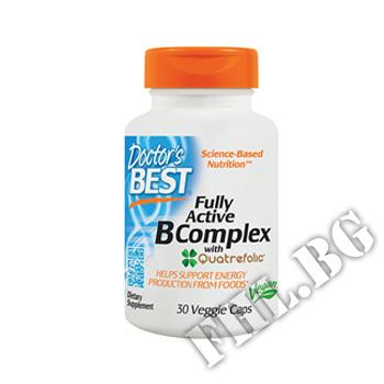 Съдържание » Цена » Прием » Fully Active B-Complex