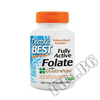 Съдържание » Цена » Прием » Fully Active Folate