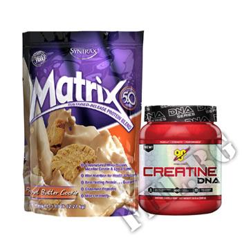 Съдържание » Цена » Прием » Protein and creatine free