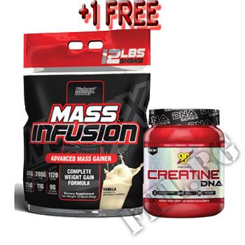 Съдържание » Цена » Прием » Mass gainer with creatine free