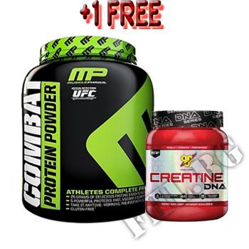 Съдържание » Цена » Прием » Combat Powder with creatine free