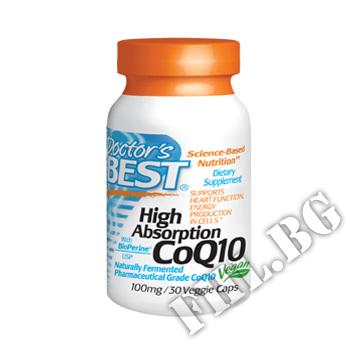 Съдържание » Цена » Прием »  High Absorption CoQ10 100mg