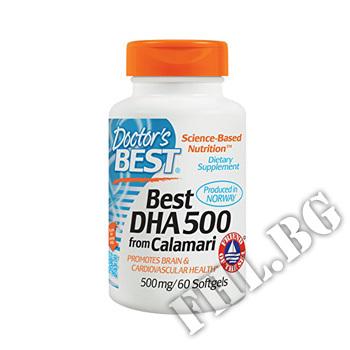 Съдържание » Цена » Прием » Best DHA 500mg