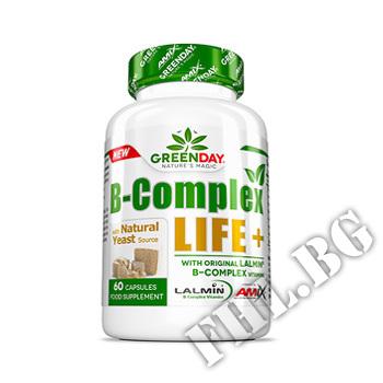 Съдържание » Цена » Прием » B-COMPLEX LIFE