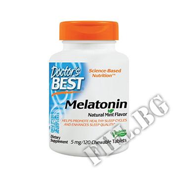 Съдържание » Цена » Прием »  Melatonin Natural Mint Flavor