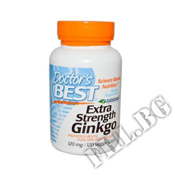 Действие на  Extra Strength Ginkgo 120mg мнения.Най-ниска цена от Fhl.bg-хранителни добавки София