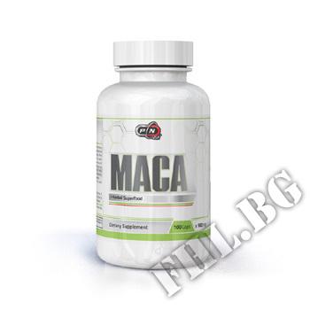 Съдържание » Цена » Прием » MACA 500 mg 100 vegetarian capsules