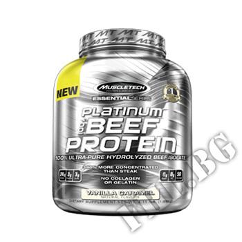 Съдържание » Цена » Прием »  Platinum Beef Protein