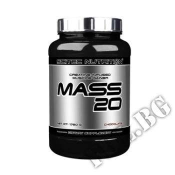 Съдържание » Цена » Прием »  Mass 20 1750g