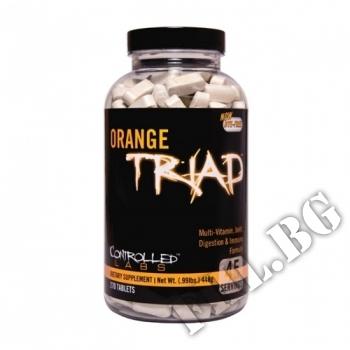 Съдържание » Цена » Прием »  Orange Triad - 270 таблетки
