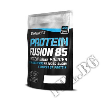 Съдържание » Цена » Прием »  Protein Fusion 85 1lbs