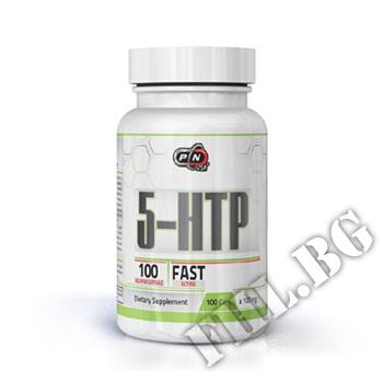 Съдържание » Цена » Прием »  5-HTP 100 мг 100 капс