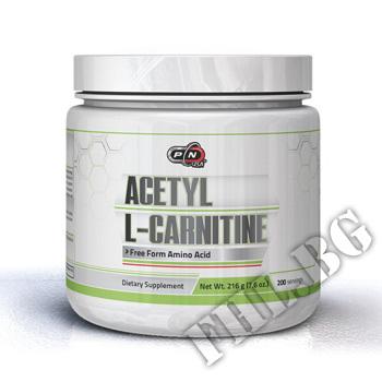 Съдържание » Цена » Прием »  Acetyl L-Carnitine 216 gr