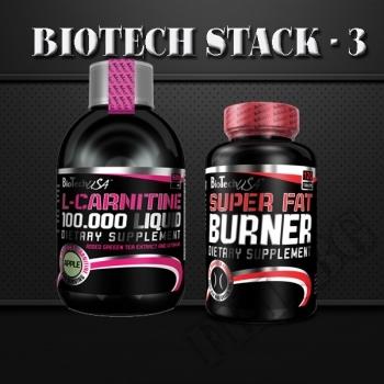 Съдържание » Цена » Прием » BioTech stack - 3