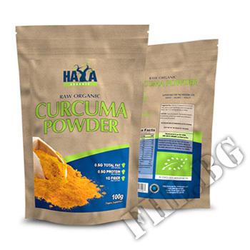 Действие на Organic Curcuma Powder мнения.Най-ниска цена от Fhl.bg-хранителни добавки София