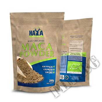 Съдържание » Цена » Прием » Organic Maca Powder 0,200 kg