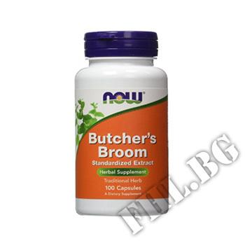 Съдържание » Цена » Прием » Butcher's Broom 100 мг