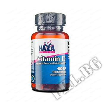 Съдържание » Цена » Прием »  Vitamin D-3 / 1000 IU / 100 Softgels