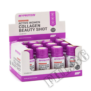 Съдържание » Цена » Прием » Active Women Collagen Beauty Shot: