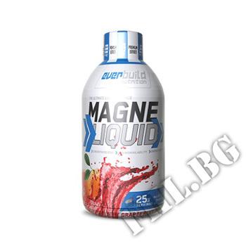 Съдържание » Цена » Прием »  Magne Liquid 500 ml.
