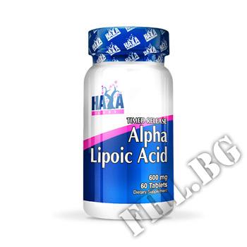 Действие на Alpha Lipoic Acid /Time Release/ 600 mg. мнения.Най-ниска цена от Fhl.bg-хранителни добавки София